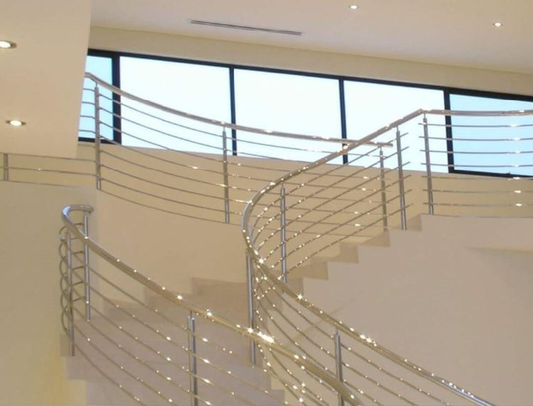 Luxury balustrade Perth